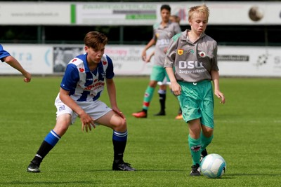 Impressie U14 Talent Tournament